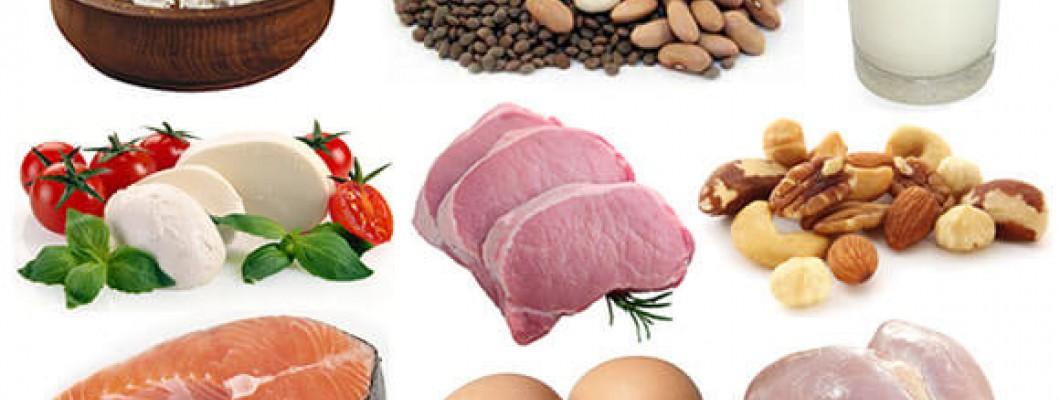 Πόση πρωτεΐνη χρειαζόμαστε καθημερινά;
