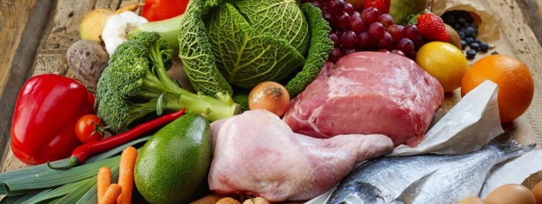 Τα θρεπτικά συστατικά της διατροφής