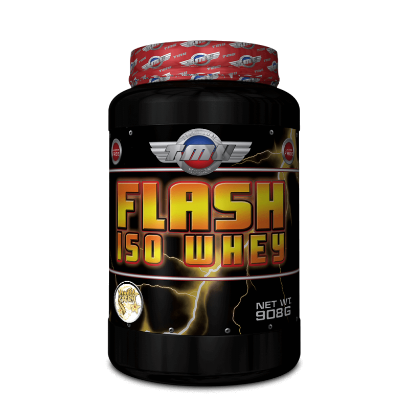 FLASH ISO WHEY (ISOLATED & HYDROLYSED WHEY PROTEIN) ::TMU::