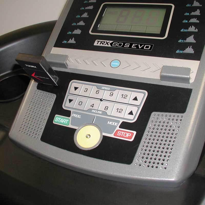 Διάδρομος Γυμναστικής 2.75hp EVO TRX 60 S ::Toorx::